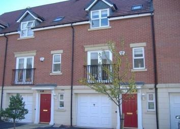 Thumbnail 3 bed property to rent in Clumber Close, Loughborough