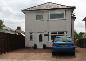 Thumbnail 3 bed detached house for sale in Waunfawr Road, Heath, Cardiff