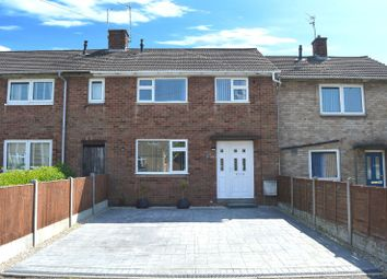 Thumbnail 3 bed terraced house for sale in Scotswood Crescent, Eyres Monsell, Leicester