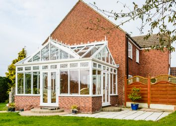 Thumbnail 4 bed detached house for sale in Old Mill Lane, Roughton, Norwich