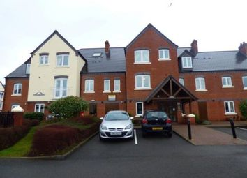 Thumbnail 1 bed flat for sale in Penny Court, Rosy Cross, Tamworth, Staffordshire