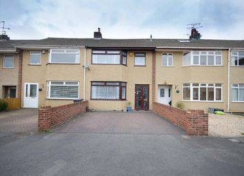 Thumbnail 4 bedroom terraced house for sale in Queensholm Drive, Downend