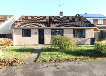 Thumbnail 3 bed detached bungalow for sale in The Glebe, Lawshall, Bury St. Edmunds