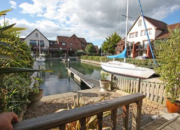Thumbnail 3 bed town house to rent in Newlyn Way, Port Solent, Portsmouth