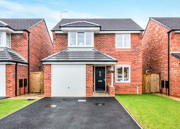 Thumbnail 3 bed detached house for sale in Evans Court, Broughton, Chester