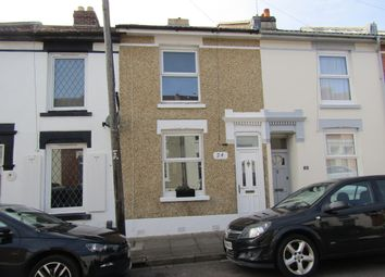Thumbnail 2 bed terraced house to rent in Priory Road, Southsea, Hampshire