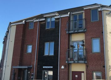 Thumbnail 2 bedroom flat for sale in The Portway, King's Lynn