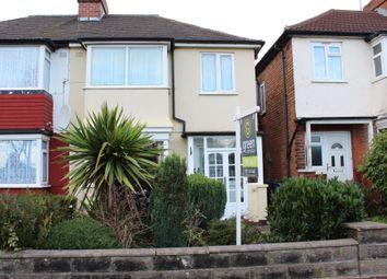 Thumbnail 3 bed semi-detached house for sale in Kingstanding Road, Kingstanding, Birmingham