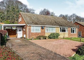 Thumbnail 4 bed bungalow for sale in Oakwood Road, Sturry, Canterbury, Kent