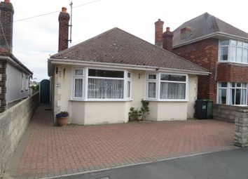 Thumbnail 3 bed detached bungalow for sale in Marlborough Avenue, Wyke Regis, Weymouth