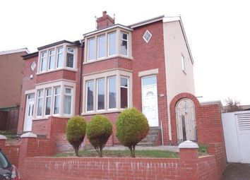 Thumbnail 2 bedroom property to rent in Bardsway Avenue, Blackpool