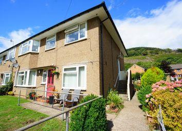 Thumbnail 2 bed flat for sale in Waunfawr Gardens, Cross Keys, Newport