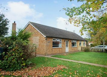Thumbnail 4 bed detached bungalow for sale in Chalk Road, Walpole St. Peter, Wisbech