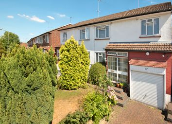 Thumbnail 3 bed semi-detached house for sale in Howcroft Crescent, London