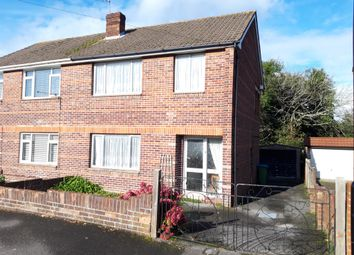 Thumbnail 3 bed semi-detached house for sale in Franklyn Avenue, Southampton