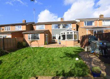 Thumbnail 4 bed detached house for sale in Chestnut Road, Mollington, Banbury