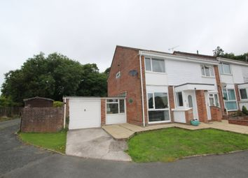 Thumbnail 2 bed end terrace house for sale in Trevithick Avenue, Torpoint