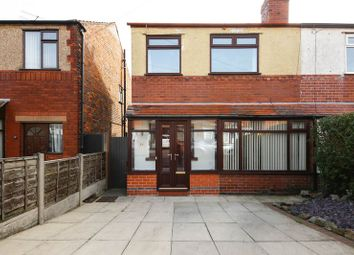 Thumbnail 2 bed semi-detached house for sale in Roundhouse, Whelley, Wigan