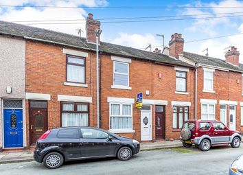 Thumbnail 2 bed terraced house to rent in Woodward Street, Stoke-On-Trent