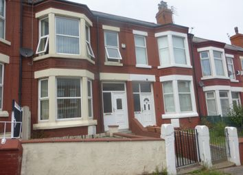 4 bed terraced house to rent in St. Vincent Road, Wallasey CH44
