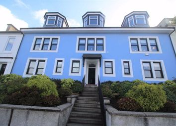 Thumbnail 2 bed flat for sale in Ashton Road, Gourock