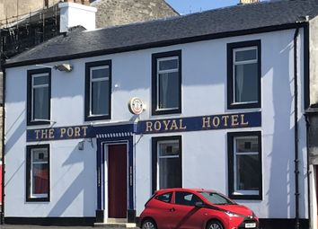 Thumbnail 5 bed semi-detached house for sale in The Port Royal Hotel, 37 Marine Road, Port Bannatyne, Isle Of Bute