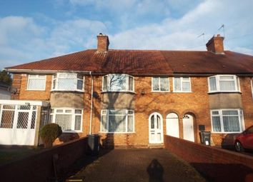 Thumbnail 3 bedroom terraced house for sale in Oakhurst Road, Birmingham, West Midlands