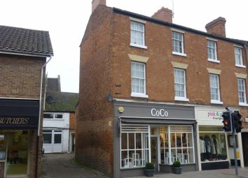 Thumbnail 1 bed flat to rent in Crown Walk, High Street, Oakham