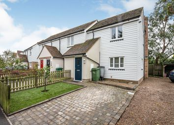 Thumbnail 2 bed semi-detached house for sale in Old Beams Yard, Brenzett, Romney Marsh
