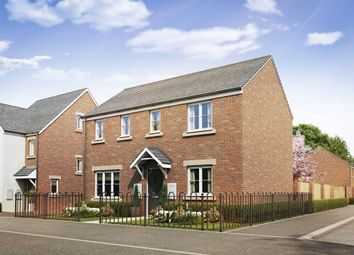 "Thumbnail 3 bed detached house for sale in ""The Clayton"" at Theedway, Leighton Buzzard"