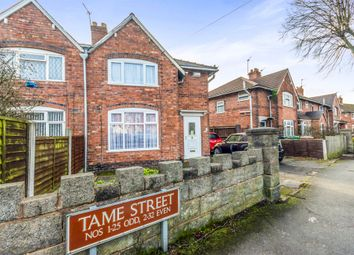 Thumbnail 3 bed semi-detached house for sale in Tame Street, Walsall