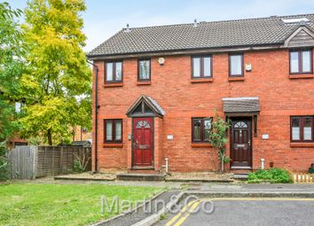 Thumbnail 2 bed end terrace house for sale in Keats Close, Colliers Wood, London