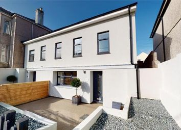 Thumbnail 3 bed end terrace house for sale in Essa Road, Saltash, Cornwall