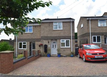 Thumbnail 2 bed semi-detached house for sale in Crabtree Close, Wirksworth, Matlock