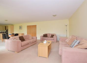 Thumbnail 2 bed flat for sale in The Boulevard, Greenhithe, Kent