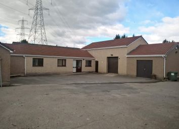 Thumbnail Office to let in Workshop/Office/Yard, Plean Industrial Estate, Plean