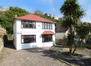 Thumbnail 3 bed detached house to rent in Gills Cliff Road, Ventnor