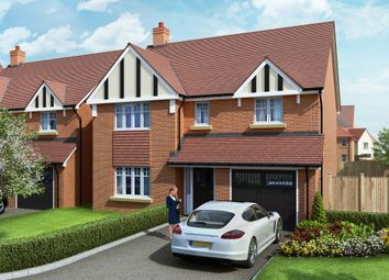 """Thumbnail 4 bed detached house for sale in """"The Alnwick"""" at Grange Road, Chalfont St. Peter, Gerrards Cross"""