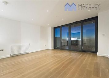 Thumbnail 2 bed flat to rent in Pienna Apartments, Emerald Gardens, Wembley Park, London