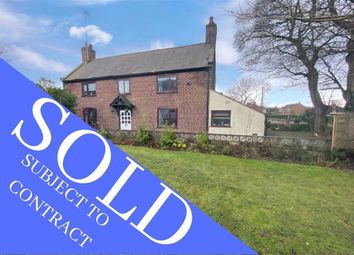 Thumbnail 4 bed detached house for sale in Liverpool Road, Buckley, Flintshire