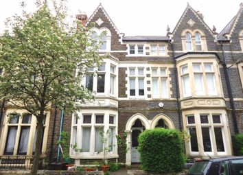 Thumbnail 1 bed flat to rent in Ryder Street, Pontcanna, Cardiff
