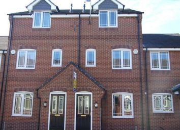 Thumbnail 3 bedroom town house for sale in Tudor Street, Sutton-In-Ashfield