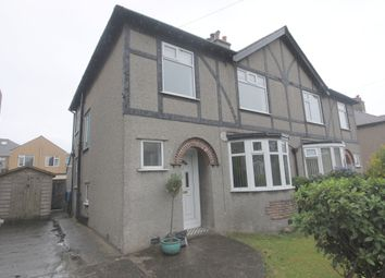 Thumbnail 3 bed semi-detached house for sale in Highcroft Avenue, Douglas, Isle Of Man