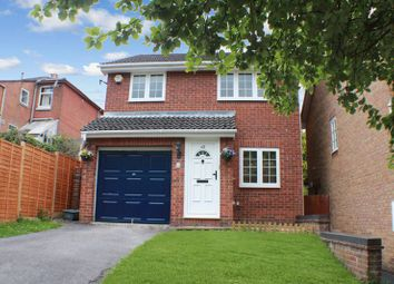Thumbnail 3 bedroom detached house for sale in Squirrel Drive, Southampton