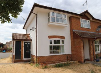 Thumbnail 1 bed terraced house to rent in Buccaneer Close, Woodley, Reading