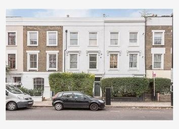 Thumbnail 3 bed flat to rent in Hornsey Road, Islington, London