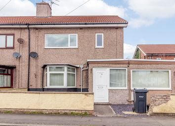 Thumbnail 3 bed semi-detached house for sale in Station Road, Ellesmere Port, Cheshire West And Chester