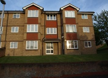 Thumbnail 2 bed flat to rent in Chilham Close, Chatham