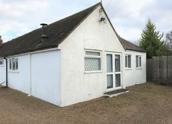 Thumbnail 1 bed bungalow to rent in London Road, Felbridge, East Grinstead