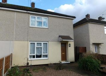 Thumbnail 2 bed semi-detached house for sale in Leytonstone Drive, Derby, Derbyshire